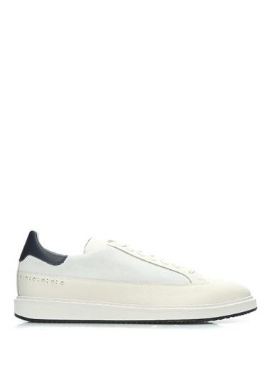 Brunello Cucinelli Lifestyle Ayakkabı Beyaz